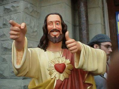 The Buddy Christ