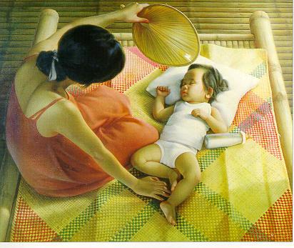 mag-ina sa banig by nestor leynes,1960